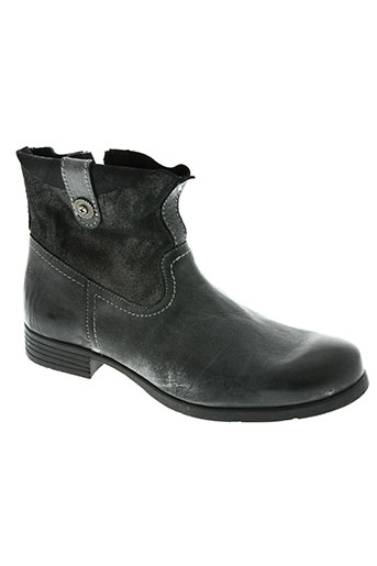 ramdam chaussures femme de couleur gris
