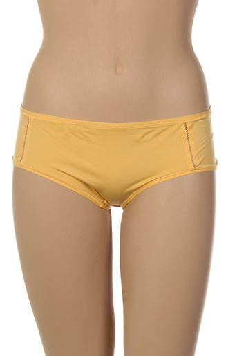 eres lingerie femme de couleur jaune