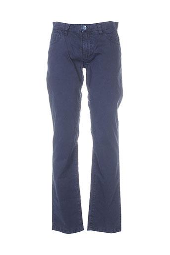 north sails pantalons homme de couleur bleu