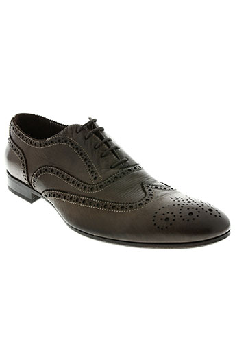 paul smith chaussures homme de couleur marron