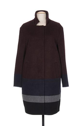 closed manteaux femme de couleur marron