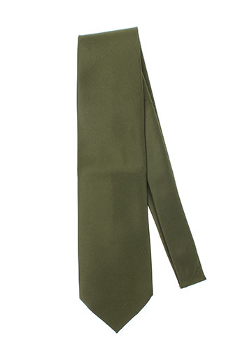 artesie accessoires homme de couleur vert