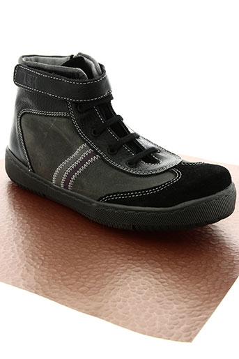 little mary chaussures garçon de couleur gris