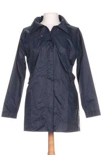 skunkfunk manteaux femme de couleur bleu