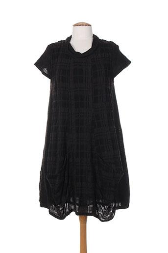 heteroclite robes femme de couleur noir
