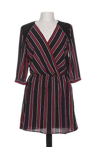 cherry robes femme de couleur noir
