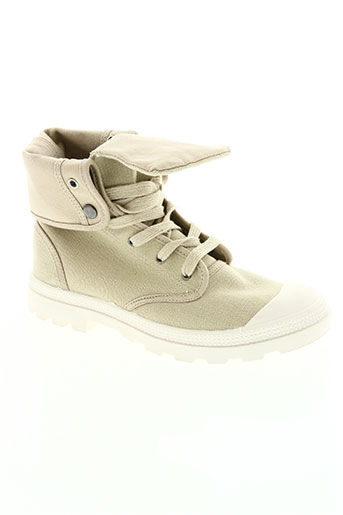 creamberry's chaussures femme de couleur beige
