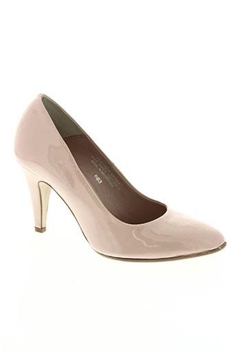 carvela kurt geiger chaussures femme de couleur rose