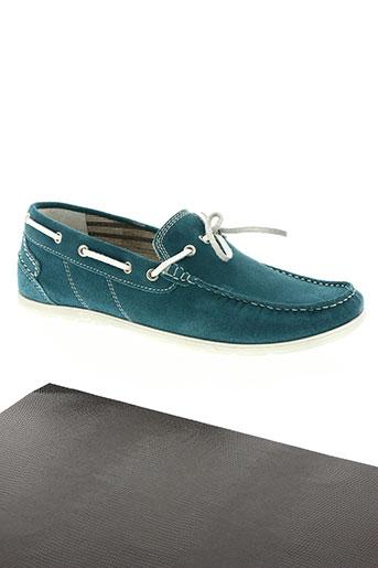 s&g chaussures homme de couleur bleu