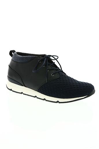 mo:vel chaussures homme de couleur bleu