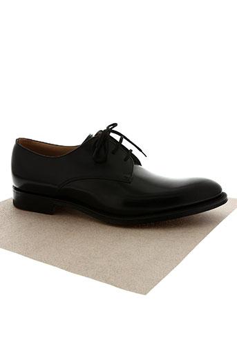 church's chaussures homme de couleur noir