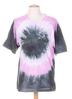Produit-T-shirts / Tops-Homme-MELO ET GRANO