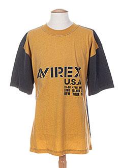 Produit-T-shirts / Tops-Homme-AVIREX