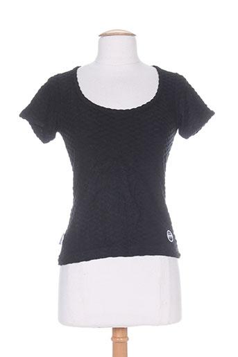 homeboy t-shirts / tops femme de couleur noir