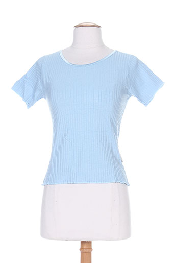 homeboy t-shirts / tops femme de couleur bleu