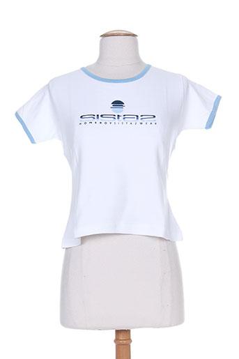 homeboy t-shirts / tops femme de couleur blanc