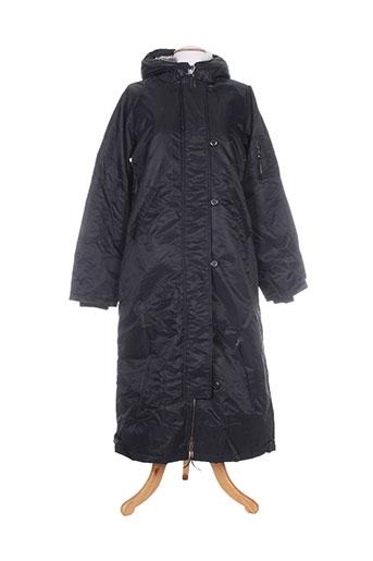 phard manteaux femme de couleur noir