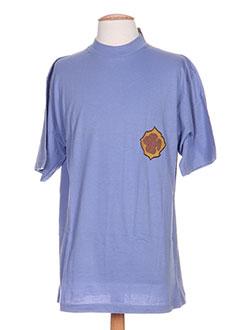 Produit-T-shirts / Tops-Homme-TROIS RIVIERES