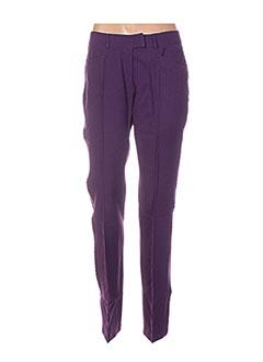 Pantalon chic violet BUFFALO pour femme