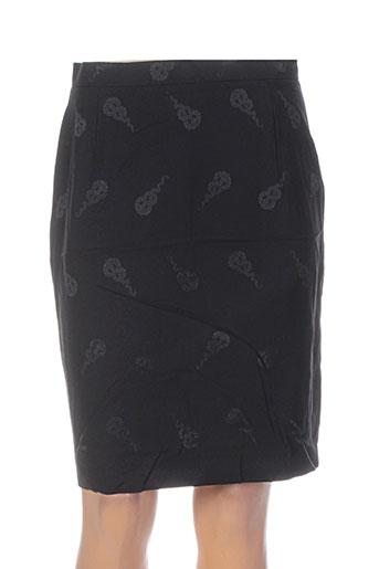 nathalie chaize jupes femme de couleur noir