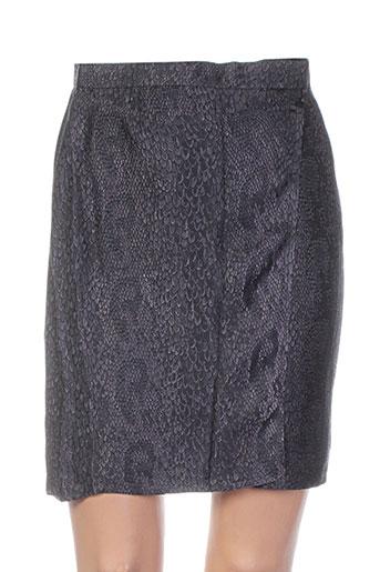 nathalie chaize jupes femme de couleur gris