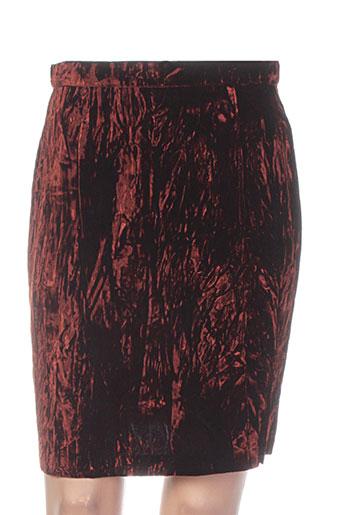 abaya jupes femme de couleur marron