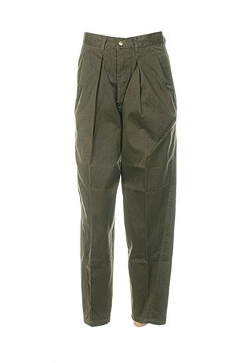 et vous pantalons femme de couleur vert