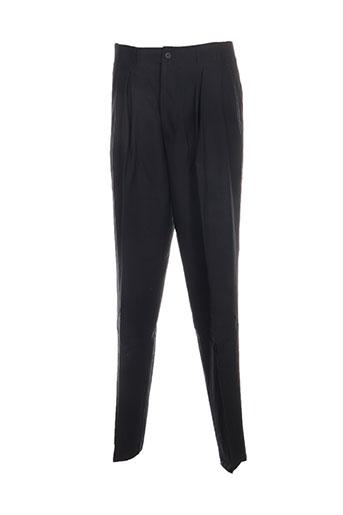 Pantalon casual bleu FERRY pour femme