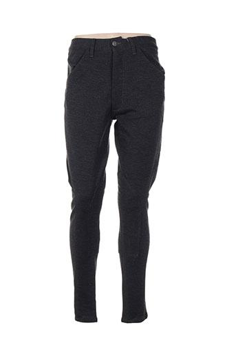 Pantalon casual gris CORONADO U.S NAVY pour femme