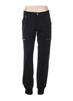 Pantalon casual noir BRAY STEVE ALAN pour femme