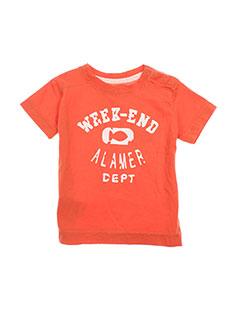 Produit-T-shirts-Garçon-WEEK END A LA MER