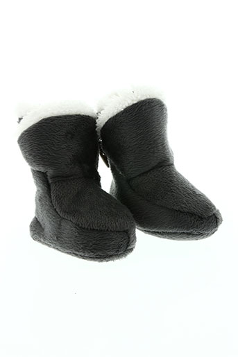 gaspard et zoe chaussures enfant de couleur gris