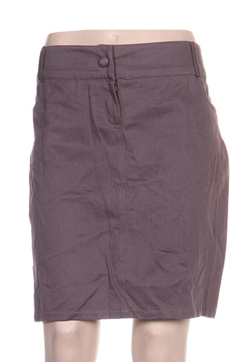 kamakala jupes femme de couleur gris