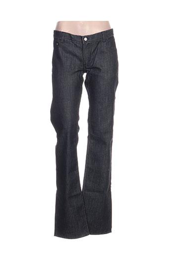 nu jeans jeans femme de couleur bleu
