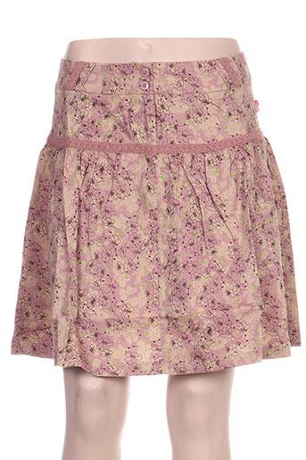 ideo jupes femme de couleur rose