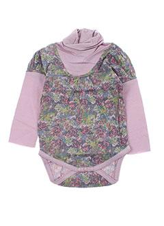 Body violet IDEO pour enfant
