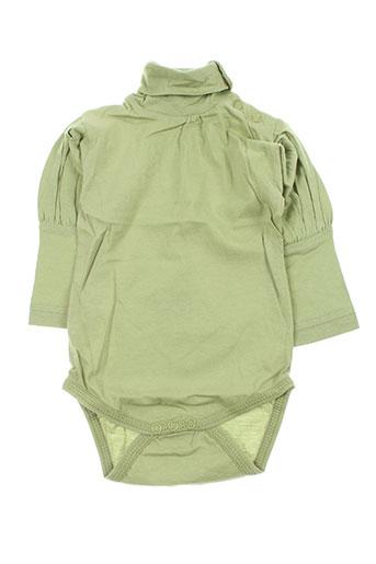 Body vert IDEO pour enfant