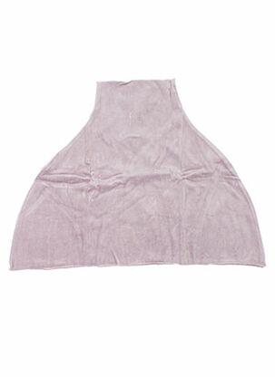 Col / Tour de cou violet IDEO pour fille