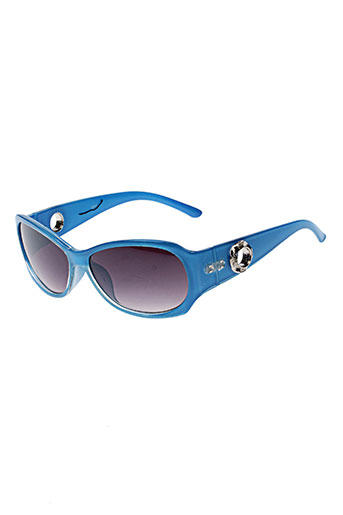 Lunettes de soleil bleu BAHIA BEACH BAULE pour femme