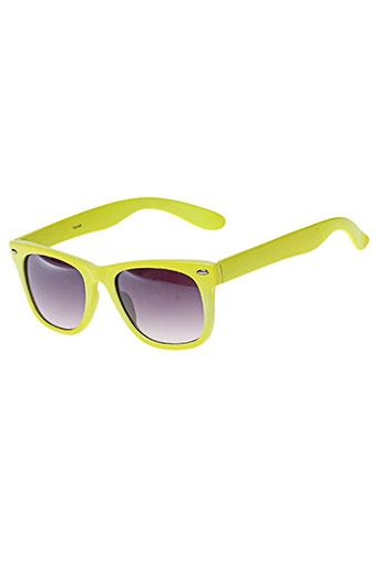 Lunettes de soleil jaune BAHIA BEACH BAULE pour femme