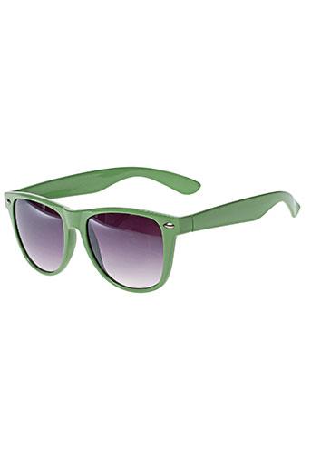 Lunettes de soleil vert BAHIA BEACH BAULE pour femme