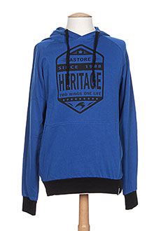 astore t-shirts homme de couleur bleu rEdva9OTPz