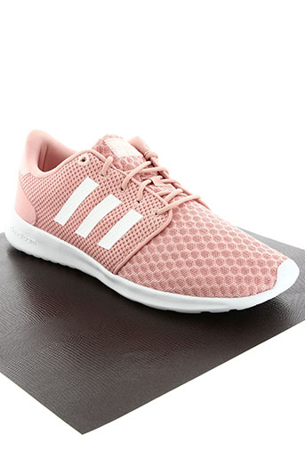 adidas chaussures femme de couleur rose