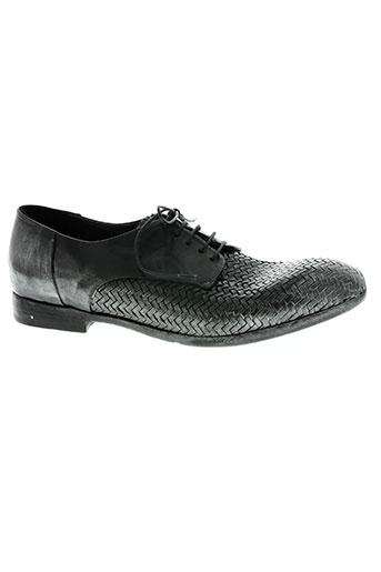 lemargo chaussures femme de couleur noir