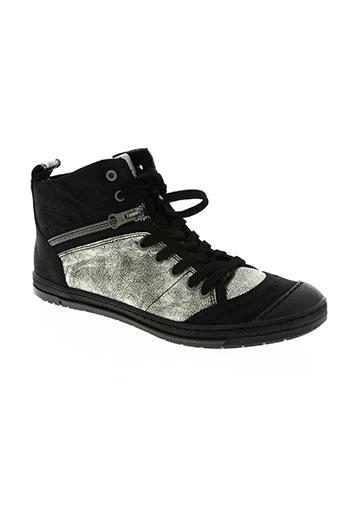 bana EFFI_CHAR_1 co chaussures fille de couleur gris