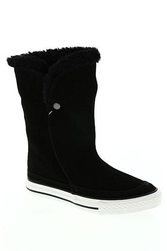 Bottines/Boots noir CONVERSE pour femme