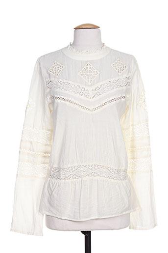 nue 1904 t-shirts femme de couleur chair