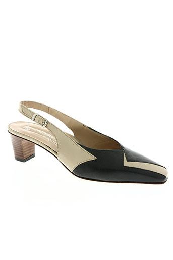 cherry boutique chaussures femme de couleur bleu