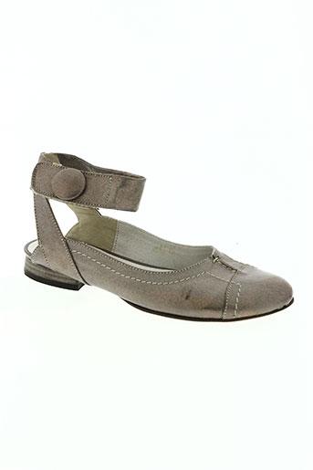 princess chaussures femme de couleur marron