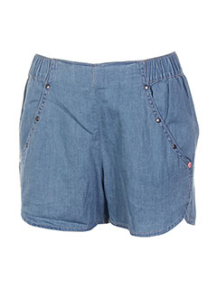 Produit-Shorts / Bermudas-Fille-SORRY 4 THE MESS